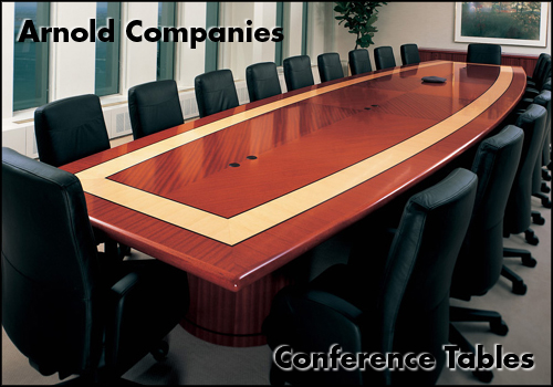 Arnold Custom Conference Tables - Traditional, Transitional, Contemporary, Marble/ Granite Top, and Expandable/ Contractible