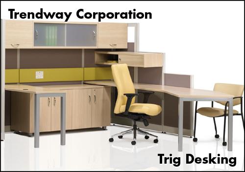 Trendway Trig Casegoods
