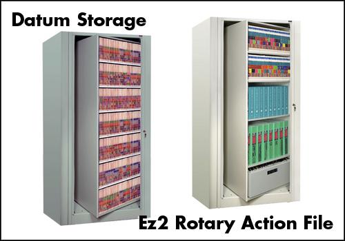 Datum Storage Ez2 Rotary File