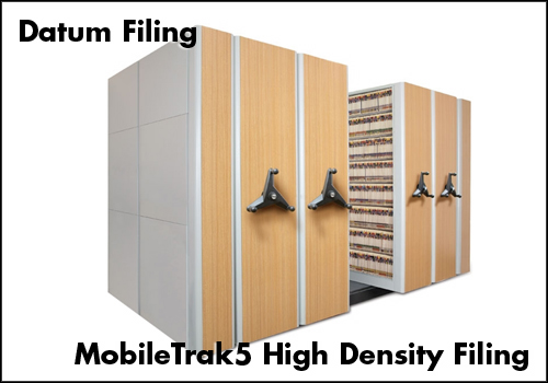 Datum MobileTrak5 High Density Filing