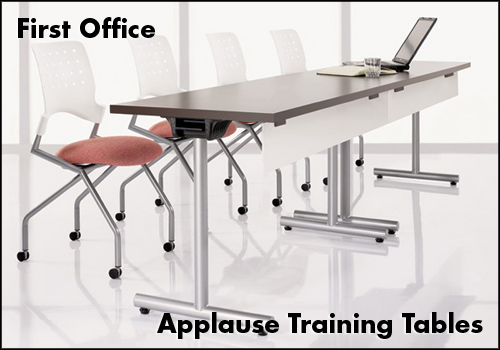 First Office Applause Training Tables