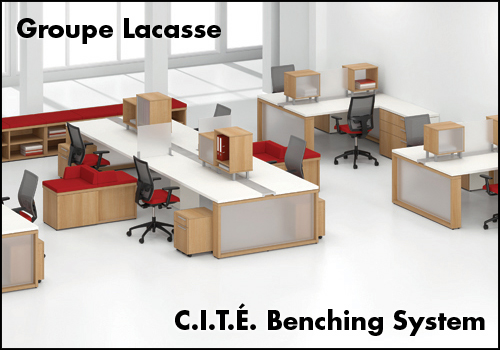 Groupe Lacasse C.I.T.É Benching System