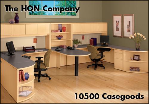 HON 10500 Casegoods
