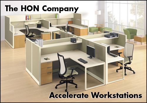 HON Accelerate Panel System