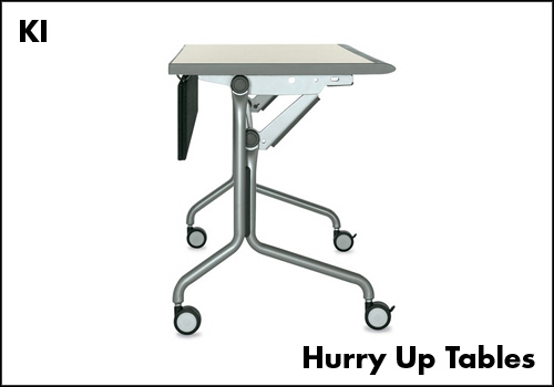 KI Hurry Up Training Tables