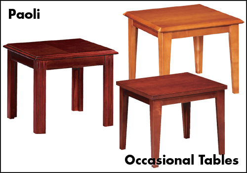 Paoli Occasional Tables
