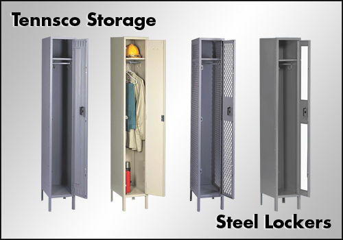 Tennsco Steel Lockers