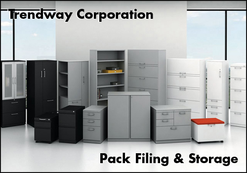 Trendway Pack Filing and Storage