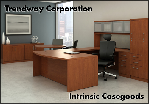 Trendway Intrinsic Casegoods